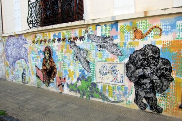 Street-art Buenos Aires