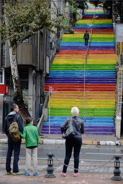 Street-art Istanbul