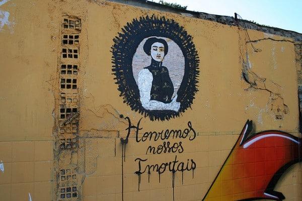 Street-art Lisbonne