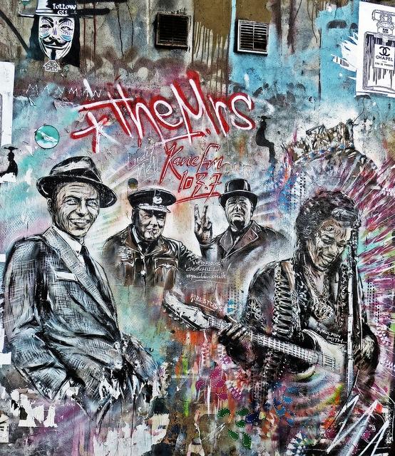 Street-art Londres
