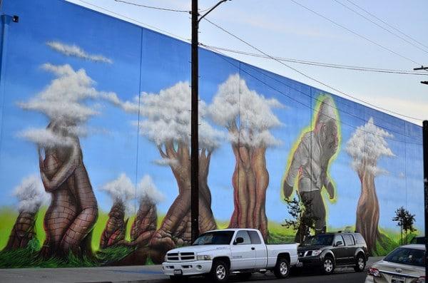 Street-art Los-Angeles