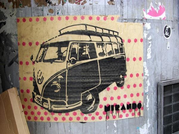 Street-art Mexico