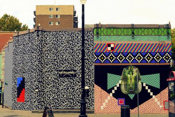 Street-art Montréal