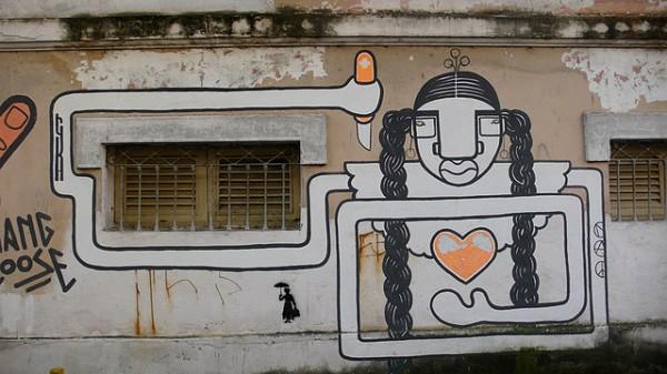Street-art Rio de Janeiro