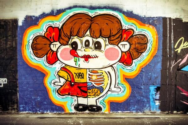 Street-art Taipei