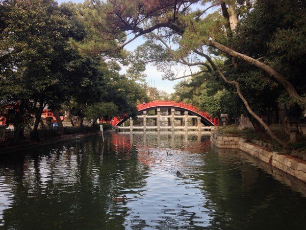 Sumiyoshi-taisha Osaka