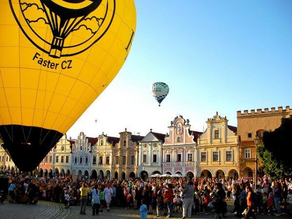 Telč République tchèque