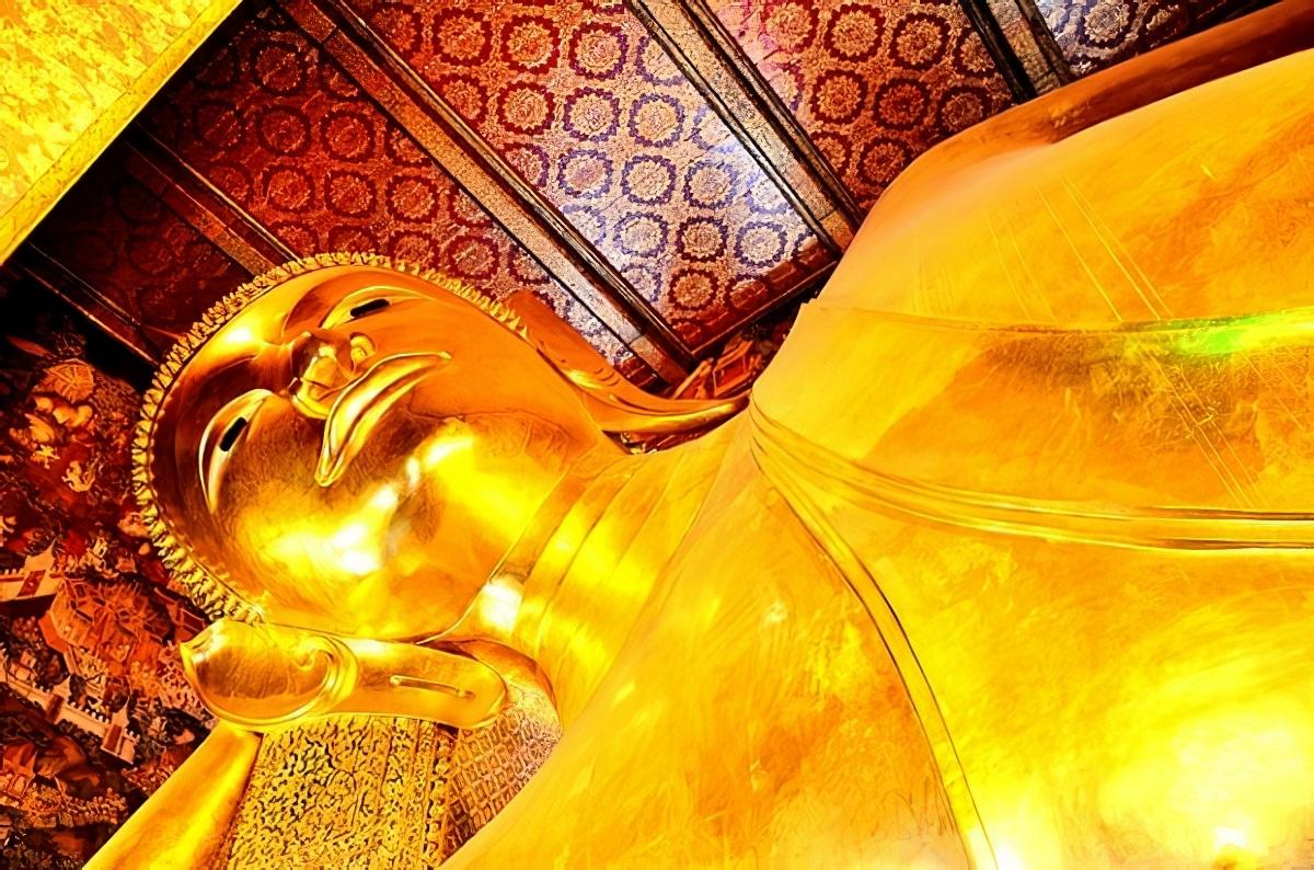 Wat Pho, le temple du Bouddha couché