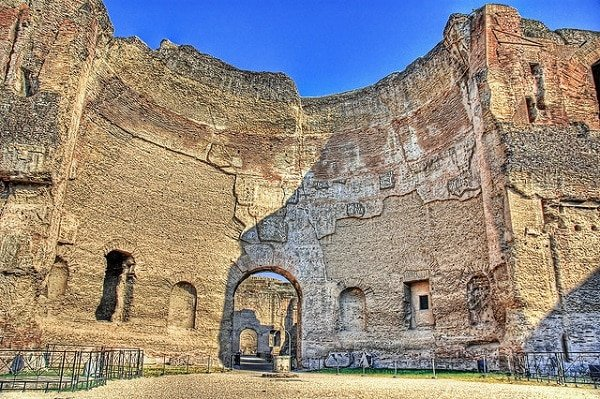 Thermes Caracalla Rome