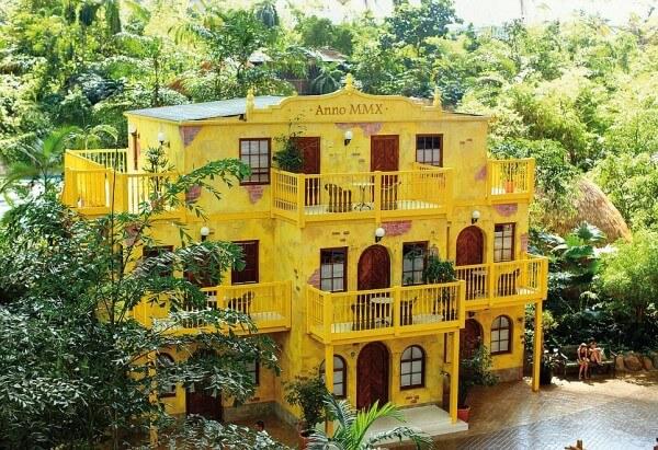 Tropical Island Resort dôme Berlin