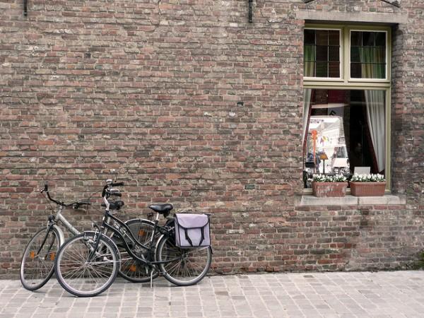 Vélo Bruges