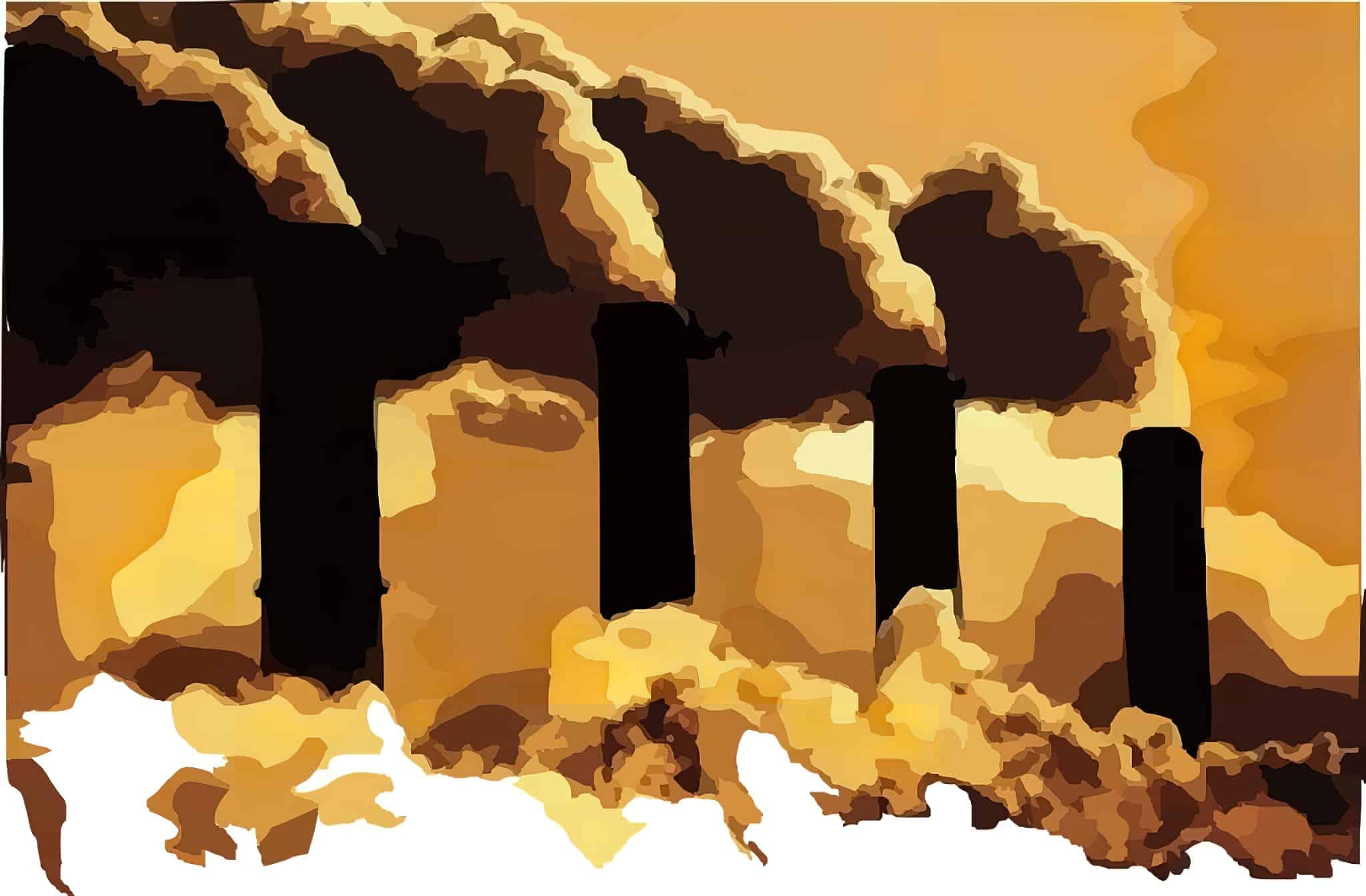 Villes les plus polluée du monde