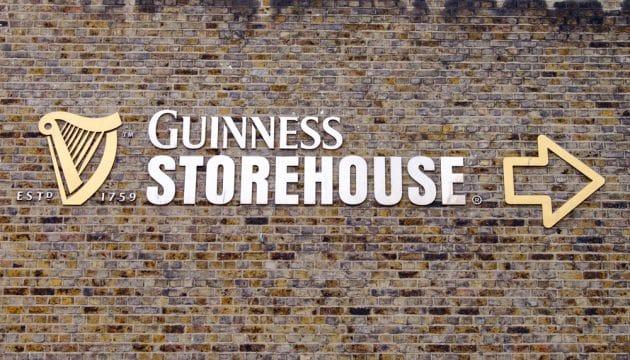 Visiter Guinness Storehouse à Dublin : billets, tarifs, horaires