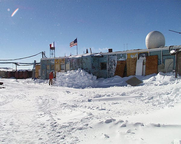 Vostok Antarctique