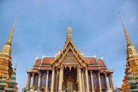 Wat Phra Kaew - Temple du Bouddha d'Emeraude