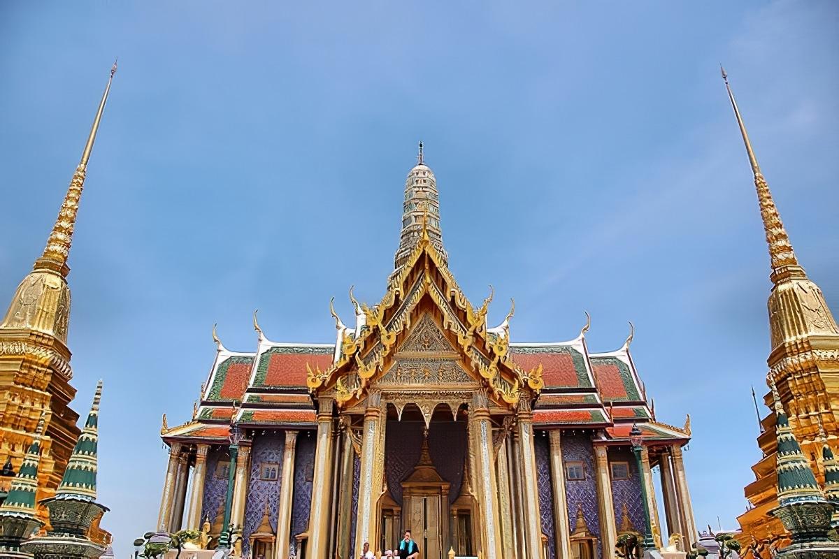 Wat Phra Kaew et son Bouddha d'Émeraude
