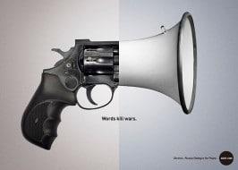 Words Kill Wars. Ukraine, Russie