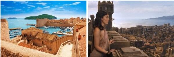Game of Thrones Dubrovnik, Croatie