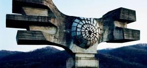 Spomenik : Les monuments oubliés de l'ex-Yougoslavie