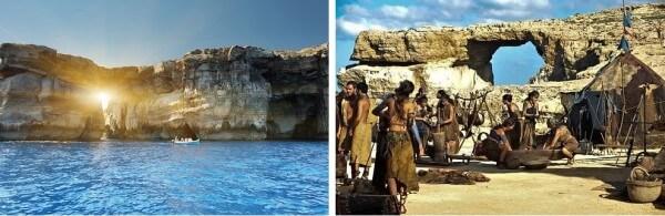 Game of Thrones, Île de Gozo, Malte