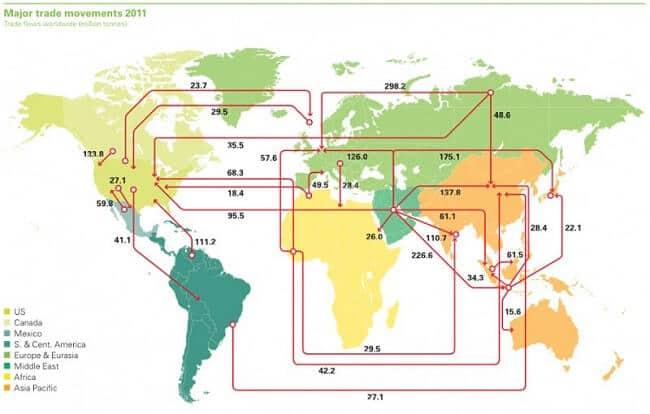 24-carte-export-import-petrole-monde