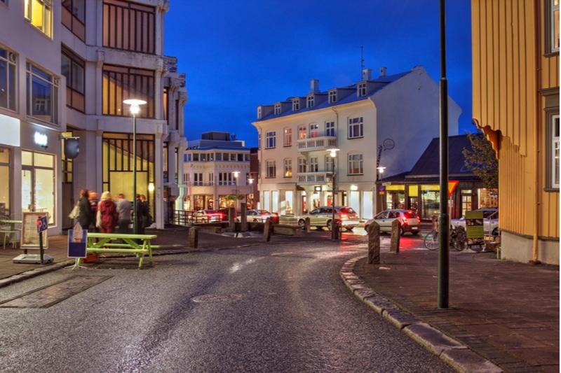 Centre historique de Reykjavik
