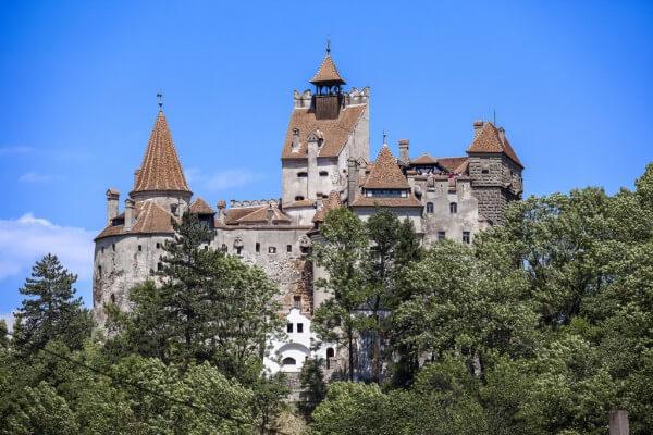 Château de Bran Dracula Roumanie