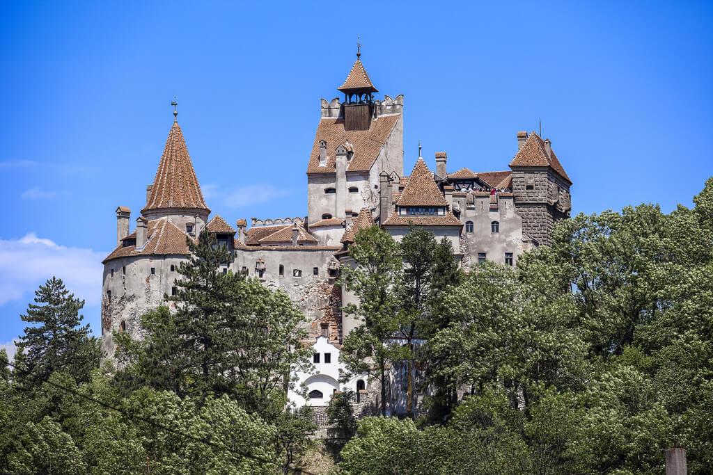 Le château de Dracula est en vente !