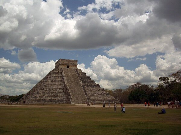 Chichén Itzá, Cancun, Mexique