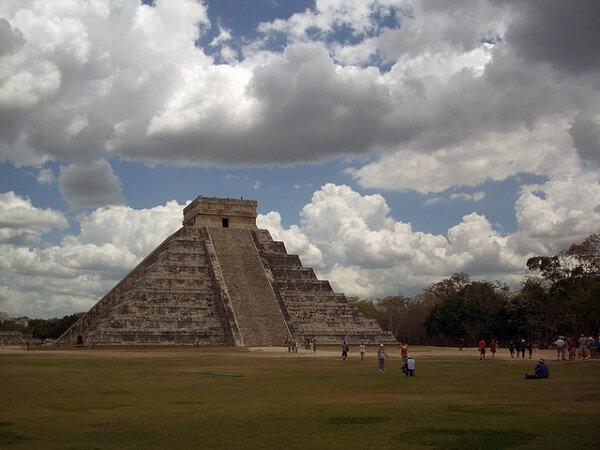 Chichén Itzá, Cancun, Mexique