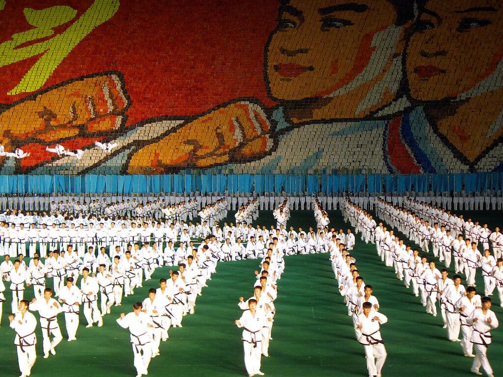Une appli pour voyager en Corée du Nord est disponible
