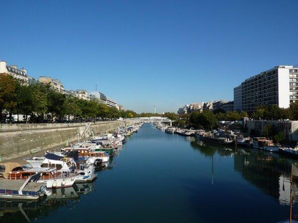 Croisière Canal Saint-Martin Paris