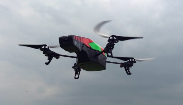 TravelByDrone : les drones vous font voyager à travers le monde