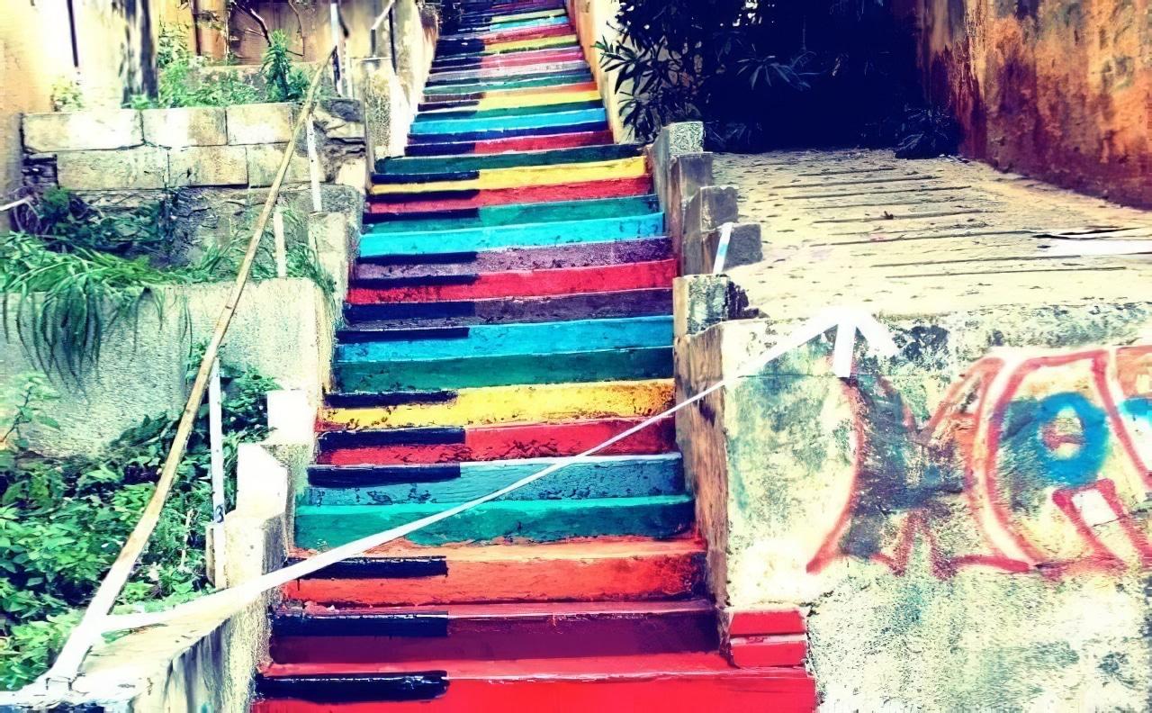 17 des plus beaux escaliers au monde