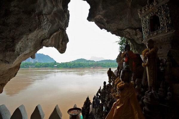 Grottes de Pak Ou, Luang Prabang