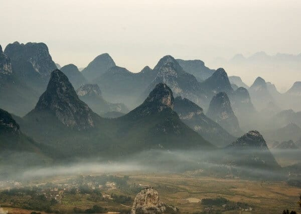 Guilin Chine Star Wars