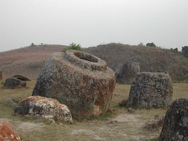 Jarre Plaine des Jarres Laos