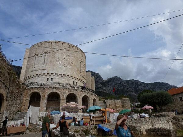 Krujë (Kruja) Albanie
