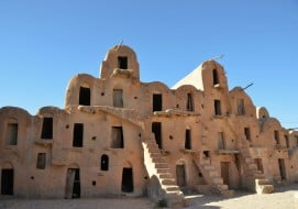 Ksar Ouled Soltane, Tunisie, Star Wars
