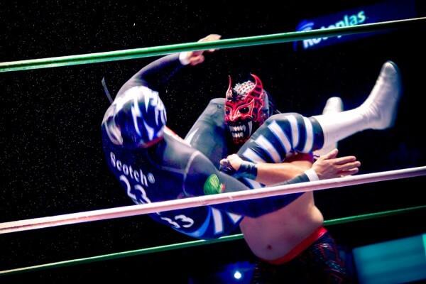 Assister à un combat de Lucha Libre à Mexico