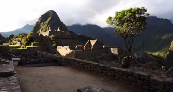 Un voyage au Machu Picchu en vidéo