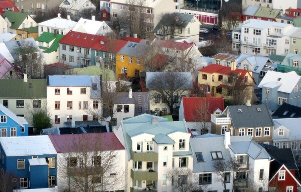 Maisons Reykjavik
