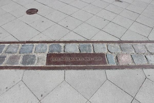 Mur de Berlin aujourd-hui, Berliner