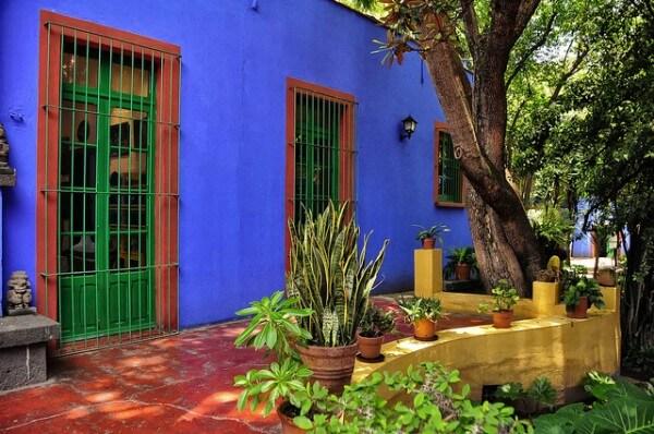 La Casa Azul - Museo Frida Kahlo, Musée Frida Kahlo, Mexico