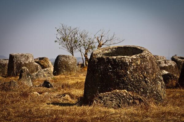 La Plaine des Jarres au Laos