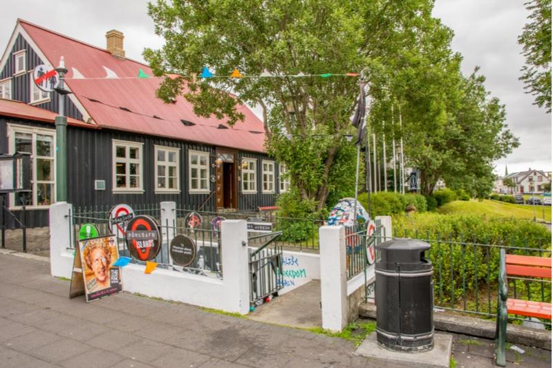 Musée Punk, Reykjavik