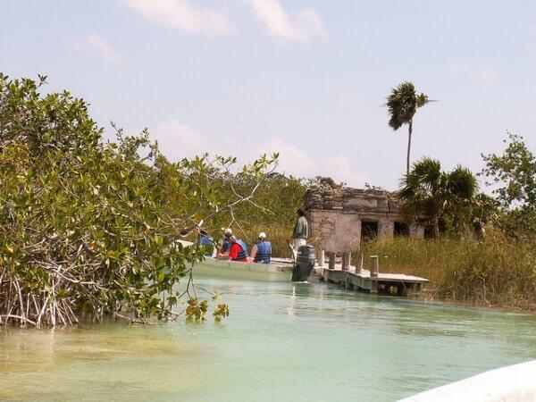 Sian Ka'an Tulum Cancun Mexique