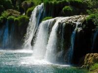 Parc national Krka : excursion depuis Split ou Trogir