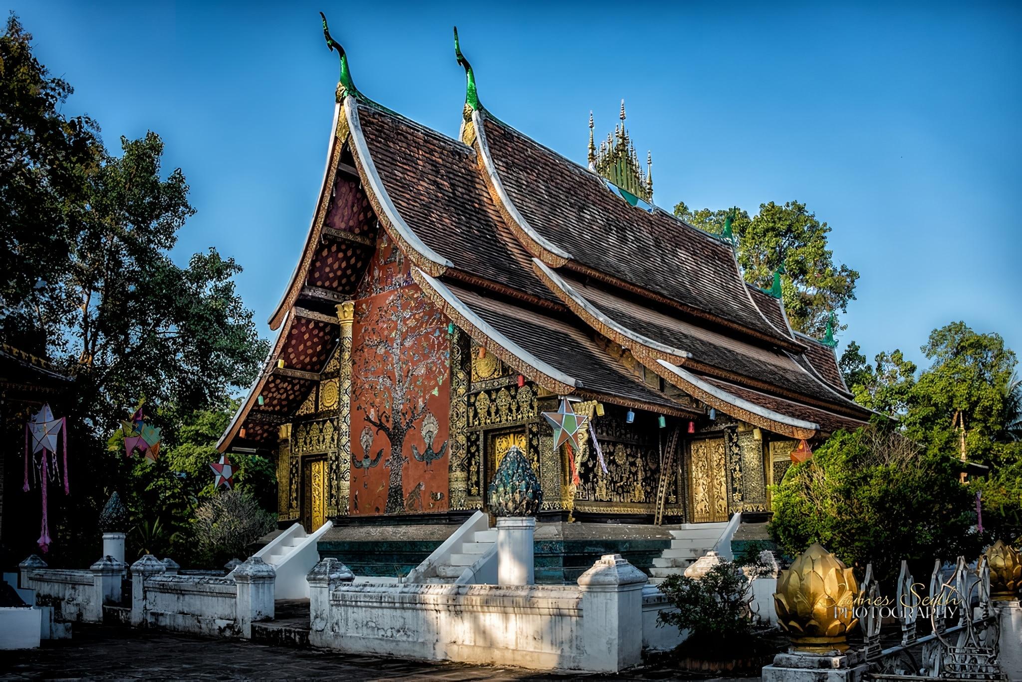 Temple Xieng Thong Luang Prabang
