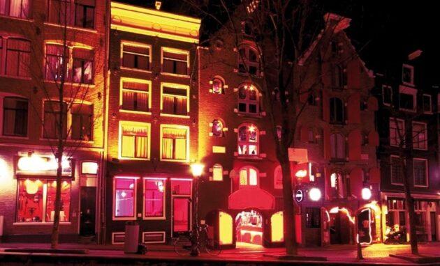 Visite guidée du quartier rouge à Amsterdam